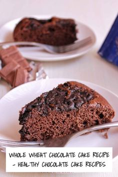 This is an oil-based whole wheat chocolate cake recipe with eggs and cocoa powder topped with chocolate chunks for extra deliciousness MADE WITH PINGENERATOR.COM Cake Recipe Without Baking Soda, Cake Recipe With Eggs, Choclate Cake Recipe, Cake Recipes With Oil, Chcolate Cake, Best Chocolate Cake, Chocolate Recipes, Dessert Recipes, Healthy Chocolate