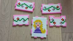 Rapunzel Disney Princess drawer hama beads by John Wong - https://www.pinterest.com/pin/374291419008734986/