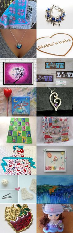 Made with love by Yelena and Anna on Etsy--Pinned+with+TreasuryPin.com