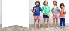 Tootsa MacGinty produce beautiful, ethically made, quality clothing for kids. Designed so that kids can run, jump and play in comfort all day long. Slow Fashion, Kids Fashion, Kids Clothing Brands List, Kids Outfits, Girls Dresses, Children, Boys, Stuff To Buy, Gift Ideas
