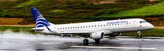 https://flic.kr/p/U5j6ap   HK-4505 - Embraer ERJ-190LR (ERJ-190-100 LR) / Copa Airlines Colombia