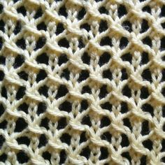 Net Stitch - Purl Avenue