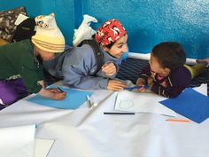 Apoyo el aprendizaje de los más pequeños en el Orfanato de Happy Siphal de Nepal.