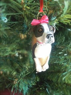 Items similar to Custom pet ornament - pug - cat dog bird hamster horse - Christmas gift - animal lover - handmade sculpture on Etsy, a global handmade and vintage marketplace.