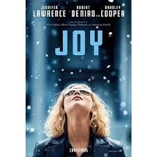 Perfectly serviceable docudrama about the woman who invented the Spin Mop (which I just happen to own & love). Jennifer Lawrence is great as usual, as are her castmates (Robert DeNiro, Bradley Cooper, Edgar Ramirez, Diane Ladd & Dascha Polanco). It's a mite too long for its subject matter, but I enjoyed Lawrence's intensity as Joy. Better than you might have heard it was for sure.  3.5 out of 5