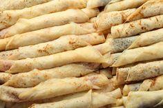 Hungarian savory palacsinta are pancakes like French crepes, Polish naleśniki, or Serbian/Croatian palacinke. This recipe is for savory fillings. Hungarian Cookies, Hungarian Desserts, Hungarian Cuisine, Hungarian Recipes, Hungarian Food, European Cuisine, Italian Desserts, Savoury Pancake Recipe, Savory Pancakes