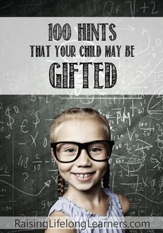 Gifted children parenting - 100 Hints That Your Child May Be Gifted – Gifted children parenting Kids And Parenting, Parenting Hacks, Gifted Education, Higher Education, Special Education, Before Baby, Gifted Kids, Teaching Gifted Students, Baby Massage