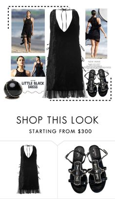 """""""The Little Black Dress. .. The New Wave"""" by conch-lady ❤ liked on Polyvore featuring Dsquared2, Chanel, LittleBlackDress and LBD"""