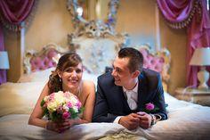 Huwelijksreportage door Ronny Wertelaers