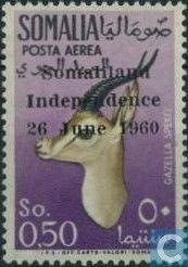1960 Somalia - Declaration Of Independence, Somalia