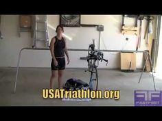Triathlon Transitions and Preperation