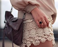 Leather and Lace. Totally would!