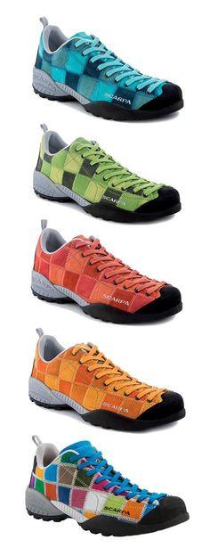 Vorrei un consiglio su quale scarpa da trekking comprare, le userò per un'escursione di più giorni. Consigli? | Quag