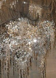 What a chandelier! ZsaZsa Bellagio: Never Enough Sparkle Chandelier Bougie, Chandelier Lighting, Crystal Chandeliers, Bubble Chandelier, Elegant Chandeliers, Luxury Chandelier, Luxury Lighting, Sparkles Glitter, Bling Bling