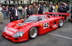 Sports Car Racing, Race Cars, Auto Racing, Le Mans, Puerto Rico History, Cars And Motorcycles, Ferrari, Automobile, Bike