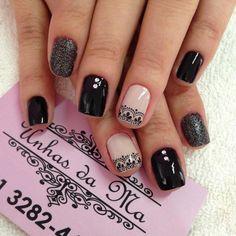 Art Nails – My hair and beauty Hair And Nails, My Nails, Alien Nails, Water Nails, Nail Time, Gradient Nails, Nagel Gel, Gel Nail Polish, Manicure And Pedicure