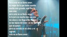 Andres Cepeda - Esto no se llama amor Letra