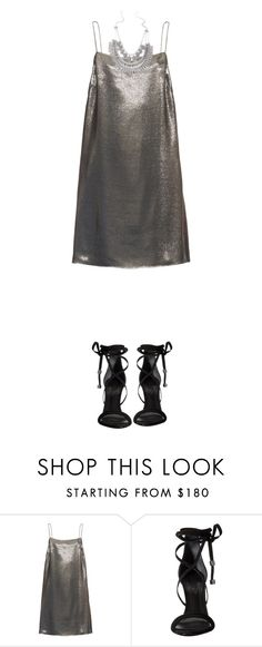 """""""Untitled #1296"""" by mel5-973 ❤ liked on Polyvore featuring Yves Saint Laurent and Schutz"""