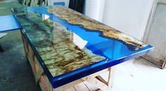 River tables Woodworking Projects Diy