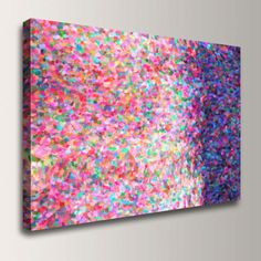 Abstract Colors Wall Art | dotandbo.com