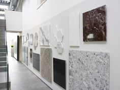 Showroom Beltrami Natural Stone Belgium – Showroom Beltrami Natuursteen Harelbeke (BE)