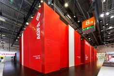 Aluvision | Fabric frames | Seamless fabric walls for large graphics