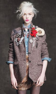 Josephine Kimberling: Fall Fashion Inspiration: J. CREW