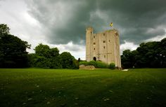 Hedingham Castle, Essex  This is the best-preserved Norman keep in the country - so well preserved that it is not strictly a ruin although t...