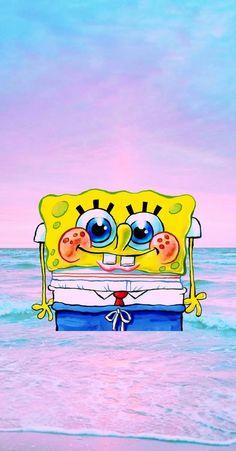 Spongebob Aesthetic Phone Wallpapers 3 We Bare Bears In within The Most Incredible Cartoon Wallpapers Spongebob
