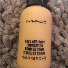 Mac Face & Body N2 Mac face & body N2.. 30% full. MAC Cosmetics Makeup Foundation