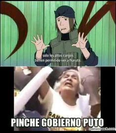 Read :v pendejadas from the story Si Konoha fueran tus.Hernández) with reads. Naruto Family, Naruto Cute, Naruto Funny, Naruto Kakashi, Anime Naruto, Gaara, Anime Meme, Otaku Anime, Best Memes