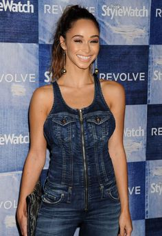 Cara Santana attend the People StyleWatch at The Line - http://celebs-life.com/?p=35457