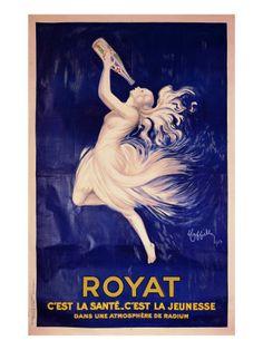 Royat Giclee Print by Leonetto Cappiello