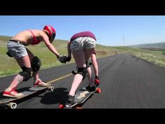 Downhill Bikini Babes Maryhill Freeride 2012
