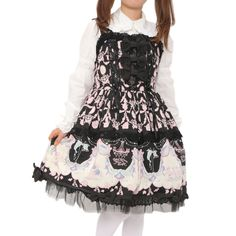 Dress with circus pattern bonnet Brand: BABY THE STARS SHINE BRIGHT ¥ 22,990 tax Length: 92cm Width: 38cm Hood: 34 × 26cm Ribbon: 66cm Cotton: 100% Nylon: 100% Polyester: 100% Shearing: Yes Rank B: dirt-free used clothes Used Lolita clothing shop Wunderwelt http://www.wunderwelt.jp/products/detail1732.html