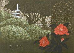 Kiyoshi Saito: Shisen-do, Kyoto (G) - Art Gallery of Greater Victoria
