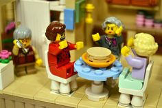 Amazing 'Golden Girls' Lego set designed by a fan could soon become a reality