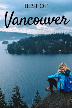 Find out the best things to do and places to see in Vancouver, Canada. Including going on hikes, chasing waterfalls and exploring the downtown. Vancouver Island, Canada Vancouver, Vancouver Travel, Vancouver Hotels, Quebec, Whistler, Alberta Canada, British Columbia, Travel Guides