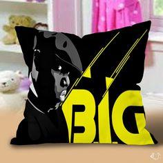 Big Syke raper Rap R&B music Pillow Cases