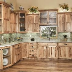 rustic cabinets - Google Search