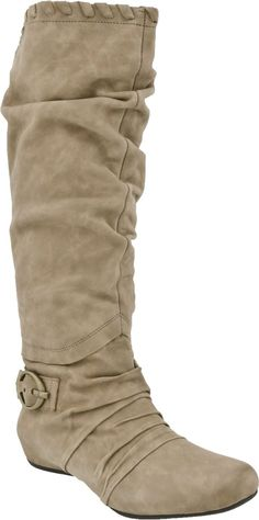 Earthies Chara Women's Boots (Taupe) <3 Similar ones for $35.97 at @SPARKTREND, click the image to see! #womens #fashion #boots #shoes