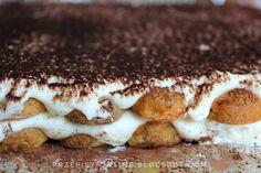 Przepisy Online: Włoski deser kremowy tiramisu