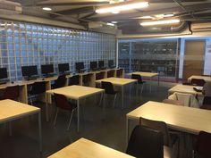 Dolapdere 6. kat çalışma salonu