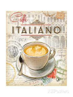 Caffe Italiano ©Chad Barrett