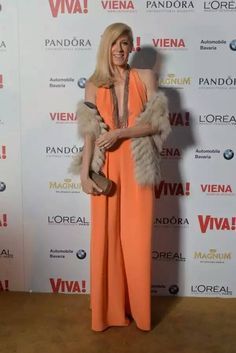 Sonia Argint-Ionescu wearing an elegant Païsi fur scarf