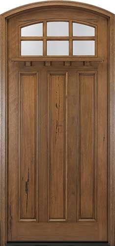 Andean Walnut Craftsman Style Exterior Door with Dentil Shelf Craftsman Exterior Door, Craftsman Style Doors, Exterior Doors, Craftsman Homes, Fiberglass Entry Doors, Wood Entry Doors, Rustic Doors, Custom Interior Doors, Home Interior