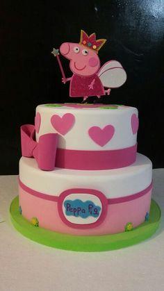 Torta decorativa    Pepa pig
