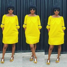 @tayoapril28 African Dresses For Women, African Print Dresses, African Print Fashion, African Attire, African Wear, African Fashion Dresses, African Women, Fashion Prints, Fashion Design