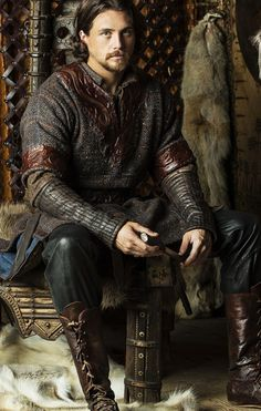 """Ben Robson as Kalf 