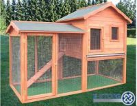 Dog house for Rodgers and Chewie, maybe?